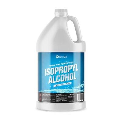 AMAZON: Ecoxall Chemicals - 99% Pure Isopropyl Alcohol - 1 Gallon Jug