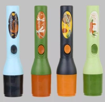 TARGET: 4pk Flashlight Projectors - Vivitar For ONLY $12.00