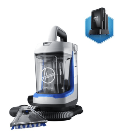 WALMART: HOOVER ONEPWR Spotless GO Cordless Portable Carpet Cleaner, BH12001 for $124.99 + Free Shipping! (Reg. Price $149.99)