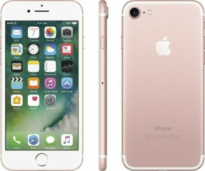 eBay: Apple iPhone 7 32GB Rose Gold LTE Cellular Straight Talk/TracFone MN8K2LL/A - TF $154.00 (REG. $498.00)