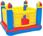 AMAZON: Intex Jump O Lene Castle Inflatable Bouncer for $67.99 Shipped! (Reg.Price $79.99)