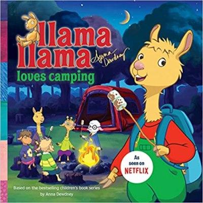 AMAZON: Llama Llama Loves Camping Paperback for $2.89 Shipped! (Reg. Price $4.99)