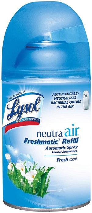AMAZON: Lysol Neutra Air Freshmatic Automatic Spray Air Freshener, Fresh, 1 Refill, 5.89 Ounce
