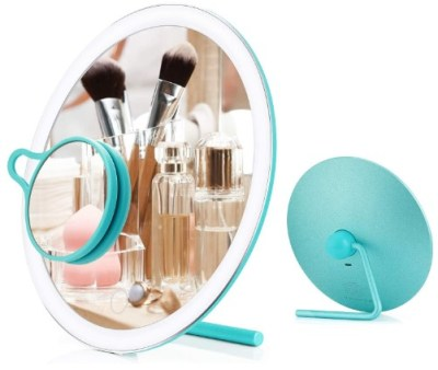AMAZON: Led Makeup Mirror with 3X Magnifying Mirror for $23.64 (Reg.Price $42.99)