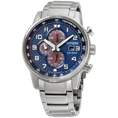 WALMART: Citizen Men's Eco Drive Primo Chronograph Stainless Steel Watch For $136.81 (Was $375) + Free Shipping