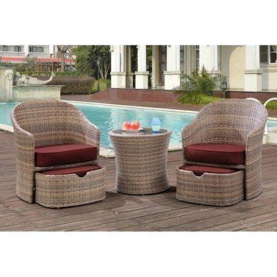 WALMART: Hanover Outdoor Seneca 5-Piece Chat Set For $699.97 (Was $1800) + Free Shipping