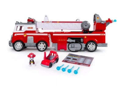 TARGET: Paw Patrol Ultimate Fire Truck JUST $22.39 (Regularly $40)