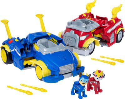 BEST BUY: Paw Patrol Power Changing Vehicle (Styles May Vary) For $14.99 (Was $24.99)