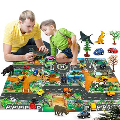 AMAZON: Home Children Boys Girls Simulation Road Animal Play Mat $5.2 ($26) Shipped