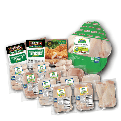 Perdue Organic Chicken Bundle is $99.99 shipped!