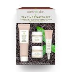 WALMART: Earth To Skin Tea Time Anti-Aging Set For $9.98 (Was $20) + Store Pickup!