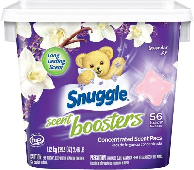 AMAZON: Snuggle Scent Boosters in-Wash Laundry Scent Pacs, Lavender Joy – PRICE DROP!