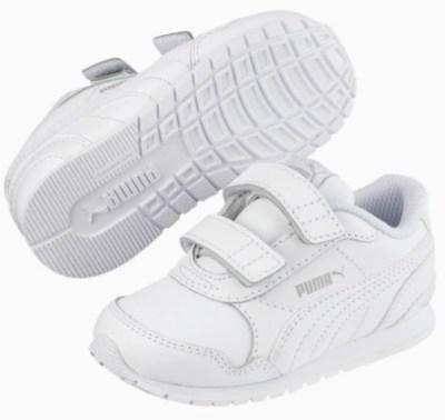 PUMA: ST Runner v2 AC Little Kids' Shoes $17.49 (Reg $40.00)