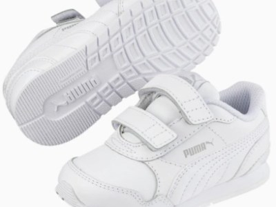 PUMA: ST Runner v2 AC Little Kids' Shoes $17.49 (Reg $40.00)