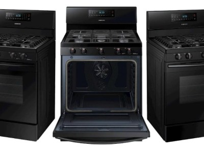 LOWE'S: Samsung 5-Burner Convection Gas Range Only $599 After Rebate (Regularly $1,050)
