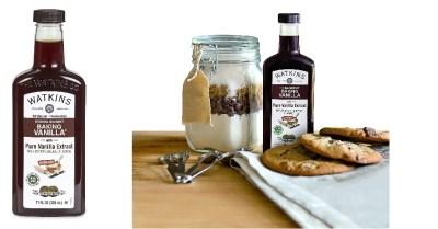 AMAZON: Watkins All Natural Original Gourmet Baking Vanilla w/ Pure Vanilla Extract, 11 oz Bottle $11.3