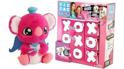 WALMART: Tic Tac Toy XOXO Hugs Plush JUST $5 at (Regularly $20)
