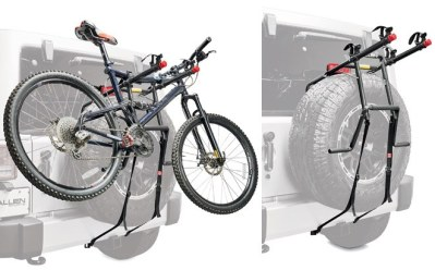 AMAZON: Allen Sports Deluxe 2-Bike Spare Tire Carrier ONLY $39.99 + FREE Shipping (Regularly $80)