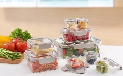 WALMART: Better Homes & Garden 18-Piece Food Storage Containers ONLY $17.99 (Reg $40)