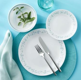 WALMART: Corelle Classic Country Cottage 16-Piece Dinnerware Set $31.97
