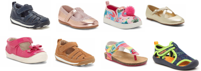 DSW: KIDS SHOES, 40% OFF SPRING STYLES, CODE SPRINGTHING