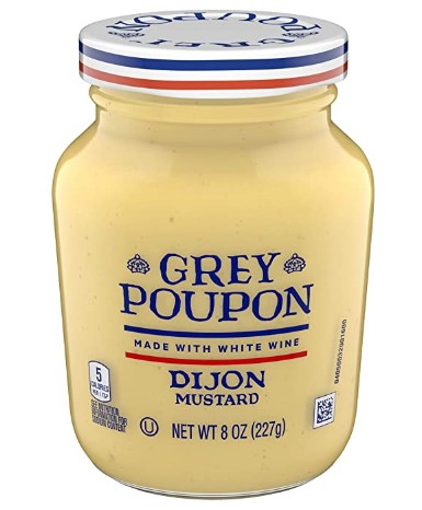 AMAZON: Grey Poupon Country Dijon Mustard, 8oz ONLY $2.83 Shipped