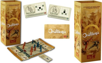 AMAZON: Arcane Wonders Onitama Board Game for ONLY $17.49 (Regularly $30)