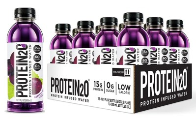 AMAZON: Protein2o 12-Pack Harvest Grape Protein Infused Water ONLY $12.31 ($1 per Bottle!)