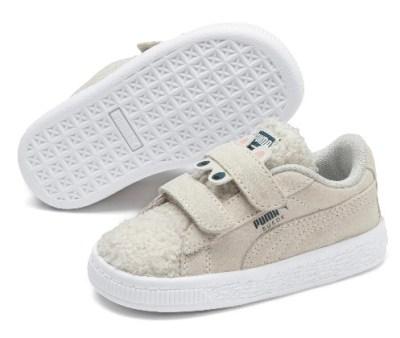 PUMA: Suede Winter Monster Toddler Shoes $17.49 (Reg $45.00)