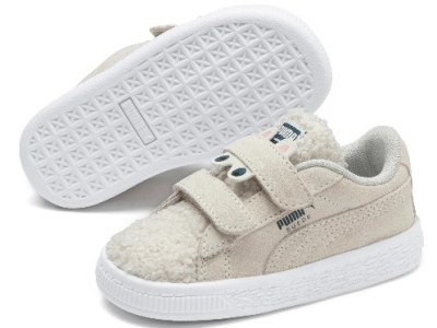 PUMA: Suede Winter Monster Toddler Shoes $17.49 (Reg $45.00)