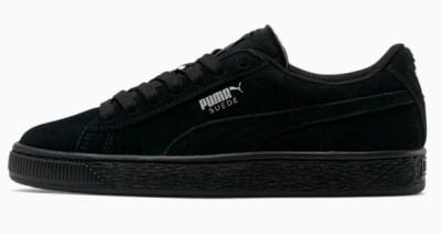 PUMA: Suede Sneakers JR $17.49 (REG. $55.00)