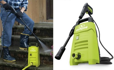 WALMART: Sun Joe Compact Pressure Washer ONLY $69 + FREE Shipping (Reg $100)