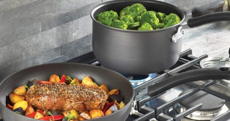 T-Fal 12-Piece Cookware Set Only $69.99 Shipped on Amazon
