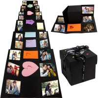 AMAZON: Aytai Explosion Gift Box, DIY Photo Album Scrapbook Surprise Box, $5.99 WITH CODE 50UAQXIS