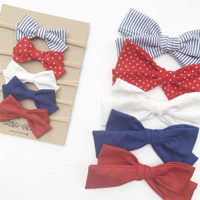 JANE: Living True for Red White and Blue Bow (Pack of 5) ONLY $9.99 (Regularly $15.99)