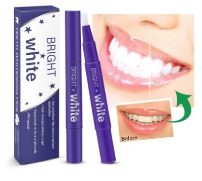 AMAZON: Teeth Whitening Pen 2pcs, Formulated & Smart Teeth Whitener – 65% OFF!