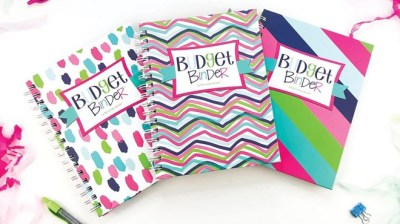JANE: Budget Binder Tracker 12 Month Non-Dated ONLY $14.97 (Reg $35) + FREE Shipping!