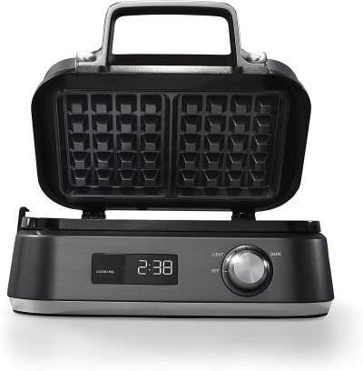 AMAZON: Calphalon Intellicrisp Waffle Maker, Dark Stainless Steel, JUST $99.99 (REG $169.99)