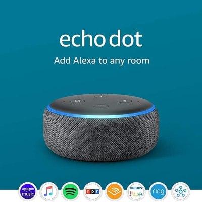 WOOT: Smart Speaker w/ Alexa For $24.99 + FREE Prime Shipping!