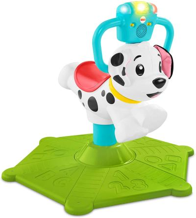 AMAZON: Fisher-Price Bounce and Spin Puppy Only $38.99 (Reg. $60)