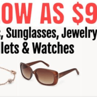 Fossil Sale : Watches, Handbags & Accessories!