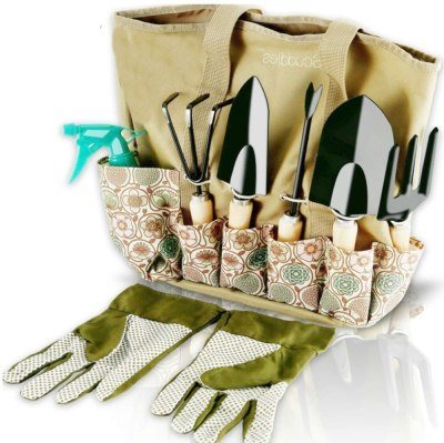 Amazon: Scuddles Garden Tools Set - 8 Piece $24.99 (Reg. $49.99)