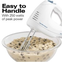 AMAZON: Hamilton Beach 6-Speed Electric Hand Mixer with Snap-On Storage Case – PRICE DROP!