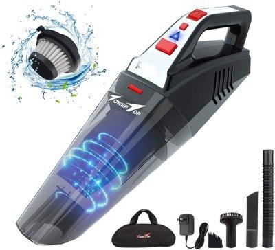 AMAZON: Handheld Vacuum, Hand Vacuum Cordless Portable Vacuum Cleaner, $22.49 WITH CODE 50KN1Y4C