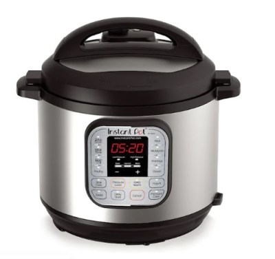KOHL'S: Instant Pot Duo 7-in-1 Programmable Pressure Cooker $59.99 (REG. $79.99)