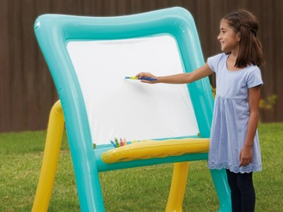 MICHAELS: Inflatable Easel by Creatology Only $19.99 on (Regularly $30)