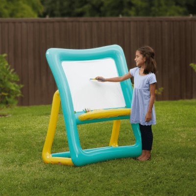 MICHAEL'S: Inflatable Easel only $19.99 (REG $29.99)