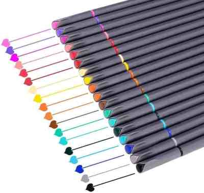 Amazon: Journal Planner Pens Colored Pens, Discounted Coupon!