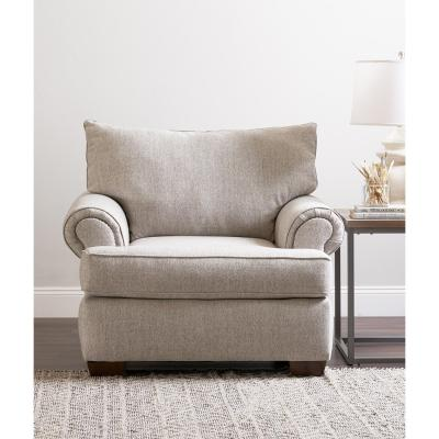 SAM'S CLUB: Klaussner Grace Oversized Chair For $569 (Reg. $919) + FREE Shipping!