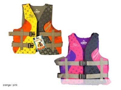 WOOT: Stearns Hydroprene Life Vest 2-Pack $29.99 (Reg $59.99)